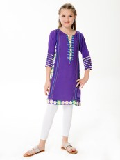 Edenrobe Kids Kurti Autumn Season Dresses 2016 3