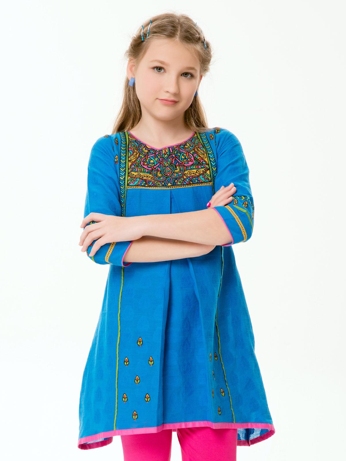 foto de Edenrobe Kids Kurti Autumn Season Dresses 2016
