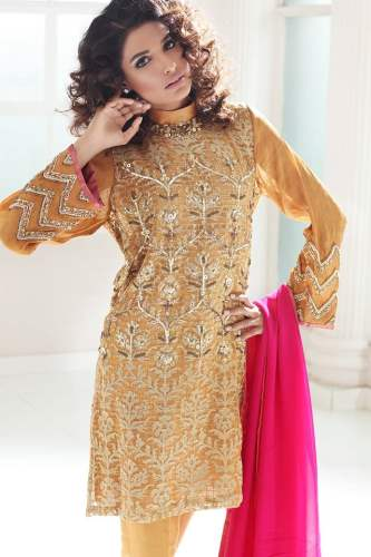 Embroidered Luxury Pret Collection