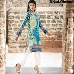 Gul Ahmed Trendy Shirts Eid Collection 2016 6