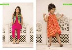 Kayseria Eid Kids Wear Little Girls Dresses 2016 5