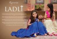 Kayseria Eid Kids Wear Little Girls Dresses 2016