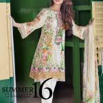 Mausummery Summer Lawn Monsoon Collection 2016 3