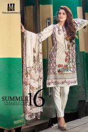 Mausummery Summer Lawn Monsoon Collection 2016 4
