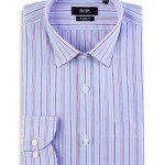 Mens Check Formal Shirts