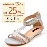Metro Shoes Eid Footwear For Women 2016 9