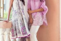 Nida Azwer Luxury Pret Eid Dresses Summer 2016