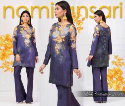 Nomi Ansari Eid Formal Wear Summer 2016 4