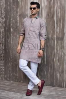 Sania Maskatiya Eid Men Kurta Collection 2016 3