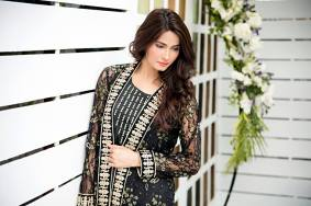 Zainab Hassan Formal Wear Summer End Dresses 2016 17