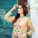 Zainab Hassan Formal Wear Summer End Dresses 2016 2