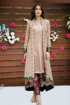 Zainab Hassan Formal Wear Summer End Dresses 2016 3