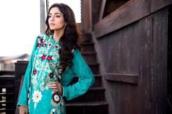 Zainab Hassan Formal Wear Summer End Dresses 2016 6
