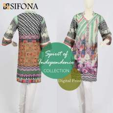 14 August Azaadi Day Dresses By Sifona 2016-17 3