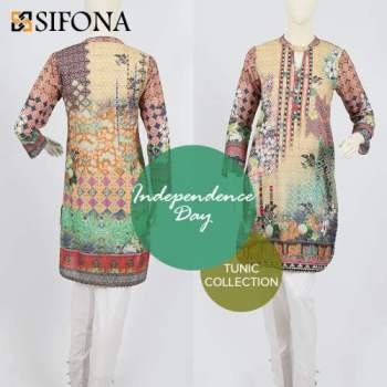14 August Azaadi Day Dresses By Sifona 2016-17 5