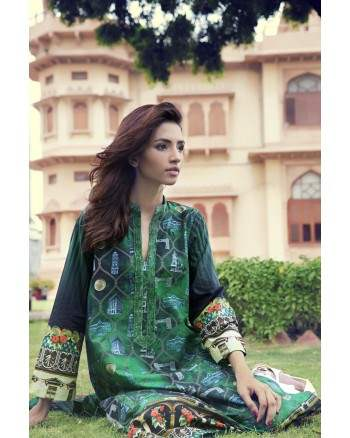 Al Zohaib Azaadi Kurti Collection Independence Day Dresses 4