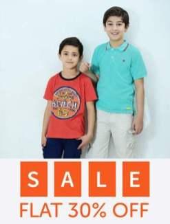 Hopscotch Kids Summer End 30 % Sale 2016-17 5
