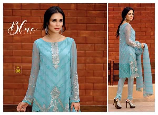 Iznik Luxury Chiffon Eid Ul Azha Collection 2016-17 2