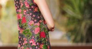 Khaadi Unstitched Embroidered Tops
