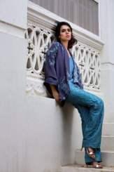 Nida Azwer Festive Season Collection Fancy Dresses 2016-17 2