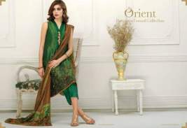 Orient Textiles Hand Embroidered Collection 2016-17 7