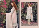 Serene Premium Embroidered Chiffon Collection 2016-17 3