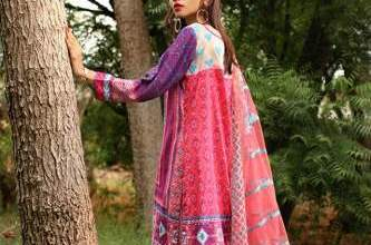 Embroidered Autumn Collection
