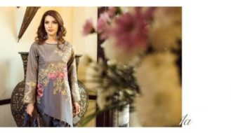 Shah Mina Winter Luxury Dresses For Women 2017 2