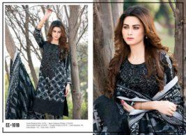 Winter Velvet Dresses Shalwar Kameez By Eshaeman 2017 6