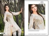 Winter Velvet Dresses Shalwar Kameez By Eshaeman 2017 7