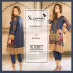 Royal Majestic Shalwar Kameez Collection By Serene 2017 2