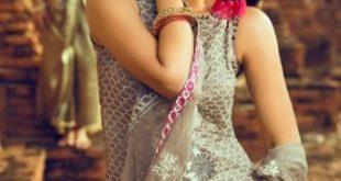 Teena Durrani Basics Luxury Traditional Collection 2017 5