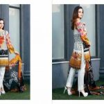 Charizma Swiss Voil Spring Dresses Collection 2017 5