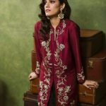 Nida Azwer Summer Cruise Dresses Party Wear Collection 2017 5