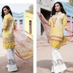 Al Zohaib Summer Embroidered Lawn Collection 2017 5