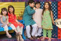 Khaadi Summer Kids Collection 2017 For Boys & Girls