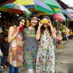 Nishat Linen Spring-Summer Lawn Modern Dresses 2017 5