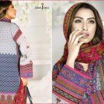 Asim Jofa Digital Printed Collection Summer Dresses 2017 3