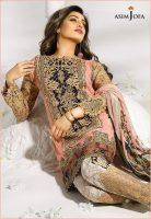 Asim Jofa Digital Printed Collection Summer Dresses 2017 4