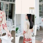 Belle Summer 2 PC Lawn Dresses By Charizma 2017 5