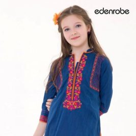 Edenrobe Young Girls Summer Dresses Collection 2017 3