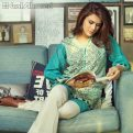 Embroidered Single Shirts Summer Collection by Gul Ahmed 2017 4