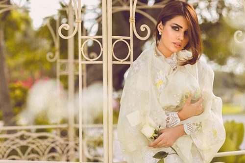 Farida Hasan Summer Luxury Dresses Collection 2017