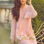 Farida Hasan Summer Luxury Dresses Collection 2017 2