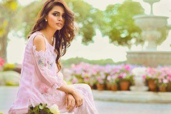 Farida Hasan Summer Luxury Dresses Collection 2017 4