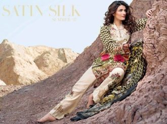 Gul Ahmed 3 Piece Summer Casual Lawn Vol-2 2017 2