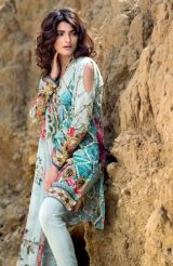 Gul Ahmed 3 Piece Summer Casual Lawn Vol-2 2017 3