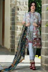 Luxury Marjaan Lawn Shalwar Kameez Vol-1 2017 5