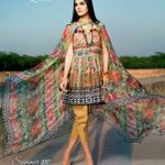 Nimsay Premium Luxury Summer Lawn Dresses 2017 9
