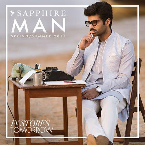 Sapphire Summer Man Collection 2017